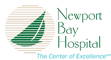 Newport Bay Hospital, logo